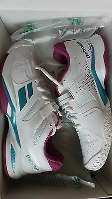 Ladies Babolat Propulse Tennis Trainers. Size 6. (Would fit size 5 or 5.5)