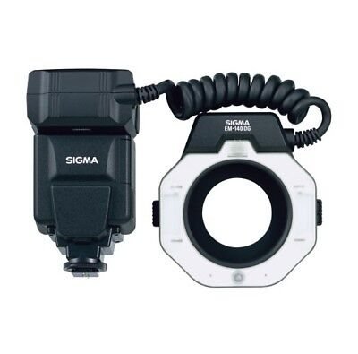 SIGMA EM-140 DG Macro Electronic Flashgun For Pentax DSLR Cameras F30926, London