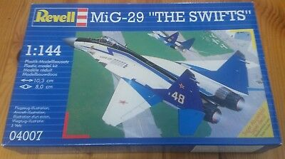 "Revell 04007 MiG-29 ""The Swifts"" 1/144"