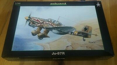 Eduard 4415 Junkers Ju 87R Stuka Mixed Media 1/144