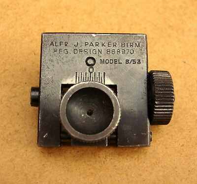Parker 8/53 sight for Enfield No.8 & No.4 rifle A/F