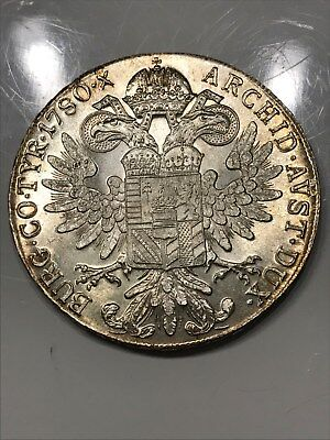 Alter Maria Theresia Taler / Silber / 7. Auktion