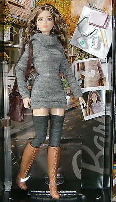 2017 The barbie Look City Chic Style Barbie NRFB