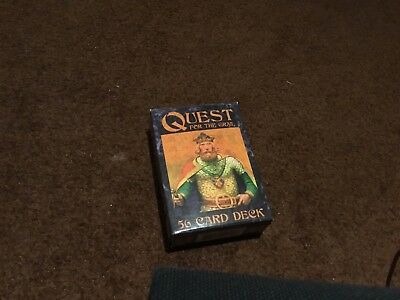 Quest for the Grail CCG - starter deck