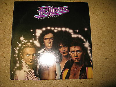 Eclipse Night and Day vinyl LP