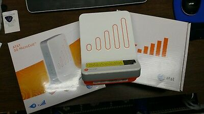 AT&T CISCO 3G MicroCell DPH153-AT Wireless Cell Phone Signal Booster