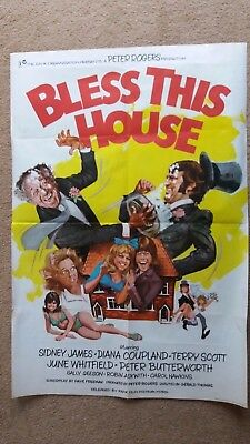 Bless This House Original Cinema Movie Poster