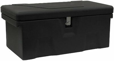 Buyers Products Poly All-Purpose Chest, 6.3 Cubic Feet Capacity, Black