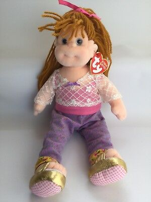 Ty Beanie Boppers - Rockin' Rosie With Tag Never Played With