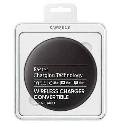 Samsung QI Wireless Charging Convertible Fast Charger Galaxy S8 EP-PG950