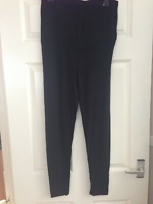 Next Over The Bump Maternity Leggings  Size 12