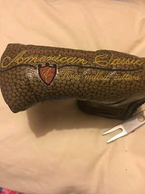 American Classic Scotty Cameron Titleist Putter Head Cover
