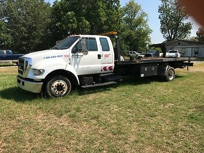 2005 Ford f-650 21 ft. rollback