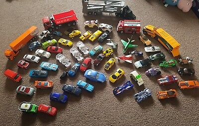 Toy cars bundle hot wheels + more