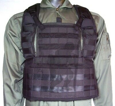 Eagle Industries Rhodesian Recon Vest Chest Rig MOLLE - black