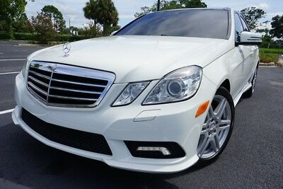 2010 Mercedes-Benz E-Class E550 Sport Package Pano Luxury Sedan Loaded LQQK 2010 Mercedes-Benz E-Class E550 SPORT LUXURY PANO ROOF CLEAN SERVICED LQQK