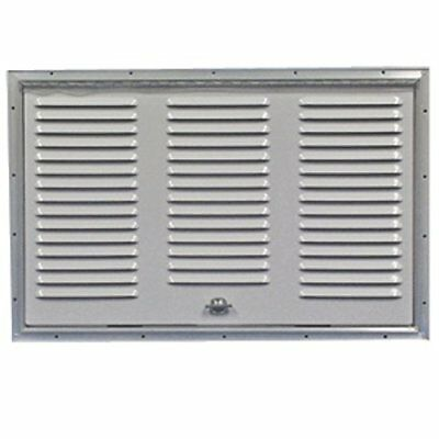 Norcold 616010PW Polar White Vent Door