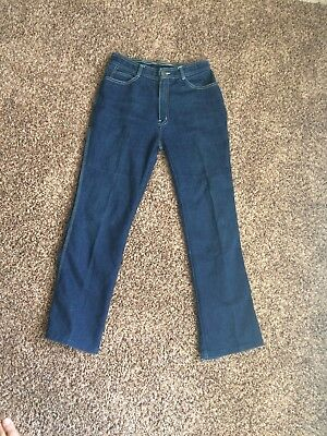 Vintage 70s High Waisted Jeans 29/30 or 8/10
