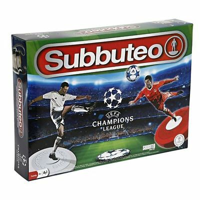 Subbuteo Uefa Champions League Con Due Squadre