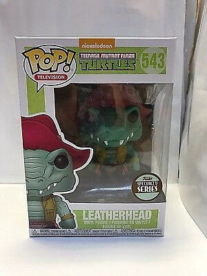 LEATHERHEAD 543 Funko SPECIALTY SERIES POP! vinyl figure New In Package RARE
