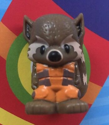 Marvel Series One Ooshies - Rocket Raccoon