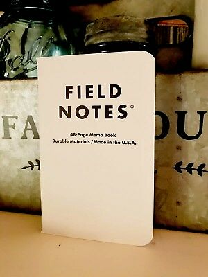 Field Notes Concert Against Humanity Single