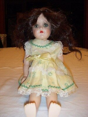 Ideal Toni Walker Doll 1950s With Original Clothes Vintage
