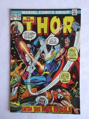 Thor # 214 - HIGHER GRADE - Avengers IronMan MARVEL Check out our Comics
