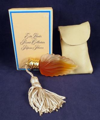 Private Collection  ESTEE LAUDER  PERFUME FLACON 1/4 oz lay down bottle  Unused