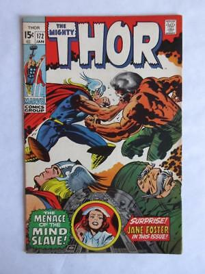 Thor # 172 - HIGH GRADE - Avengers IronMan MARVEL Check out our other Comics