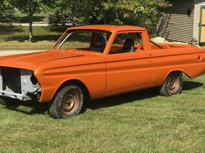 1964 Ford Ranchero stroker 1964 Ford RANCHERO PROJECT Texas NEW pearl paint 347 stroker! ton parts Michigan