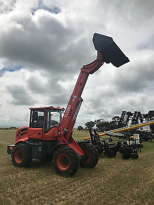 Taian TL2500 80 Hp Front End Loader Air Con Cab Euro Quick Hitch