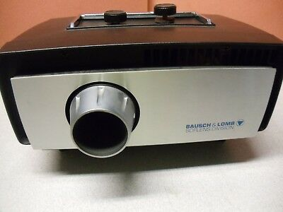 BAUSCH & LOMB SOFLENS DIVISION OPTOMETRIST PROJECTOR Model: 520