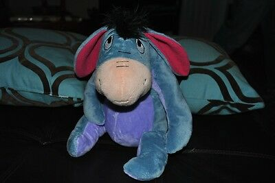Eeyore Winnie the Pooh Plush Stuffed Animal Kohl's Cares for Kids Exclusive 11""