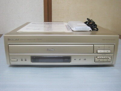 【Excellent】PIONEER CLD-R5 LD/CD Player Working from Japan