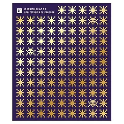 Invader • New Mosaics Of Ravenna • Limited Edition Book /1500