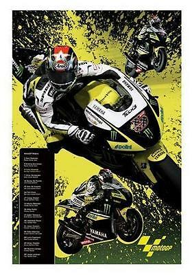 Colin Edwards Poster Moto Gp