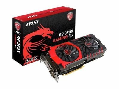 MSI Radeon R9 390X GAMING 8GB GDDR5 PCI-e Video Card