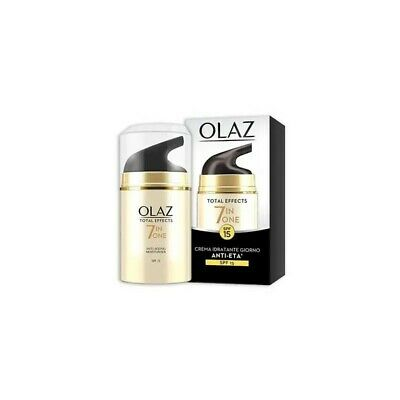 OLAZ Total Effects 7 in One Crema Giorno Anti-Et? SPF15 50 ml