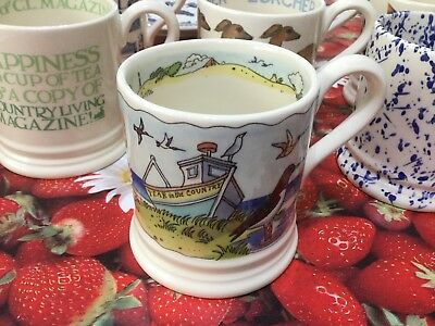 EMMA Bridgewater 1/2pt MUG Year In The Country Summer New BEST DISCONT