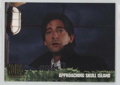 2005 Topps Kong The 8th Wonder of the World #26 Approaching Skull Island 0b0