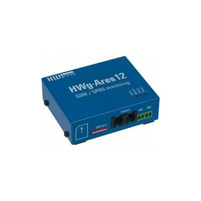 HW Group HWg-ARES 12 Thermometre sur GSM/GPRS