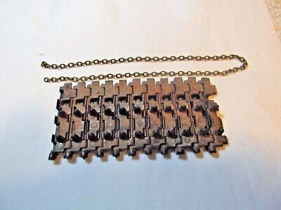 Heng Long Tiger/Panther Tank Track segmnents and Lashing Chain