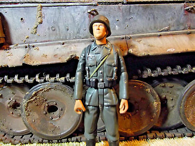 Heng long, 1:16, scale German WWll Soldier.