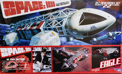 Moonbase Alpha Space: 1999 EAGLE Transporter Special Edition 1:48 MPC Kit MPC874