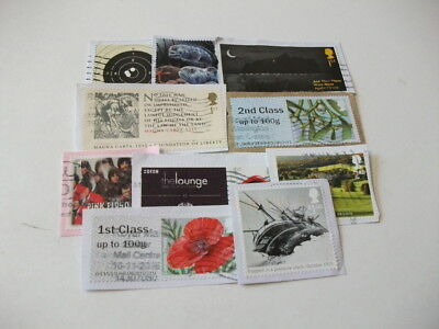 Great Britain Recent Issues 10 Stamps