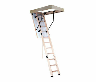 Termo ES Bodentreppe Speichertreppe Treppe Holztreppe 120x60 60x120 H280