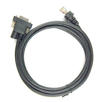 2M Barcode Scanner RS232 cable for Honeywell Metrologic MS9540 MS7120 MS3780