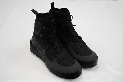 [916819 001] New Men's Nike Air Wild Mid Acg Boot Black Black Anthracite  Nbm18