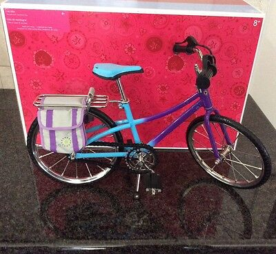 """American Girl TRAIL BIKE for 18"""" Doll  Bicycle Retired Doll not included"""